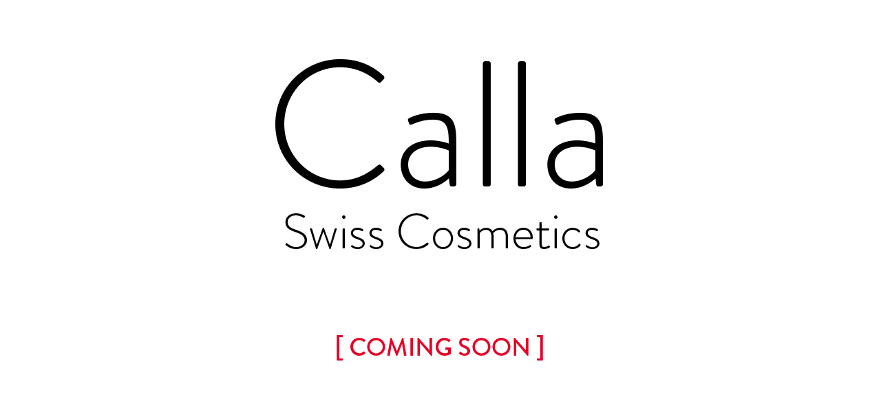 Calla Swiss Cosmetics